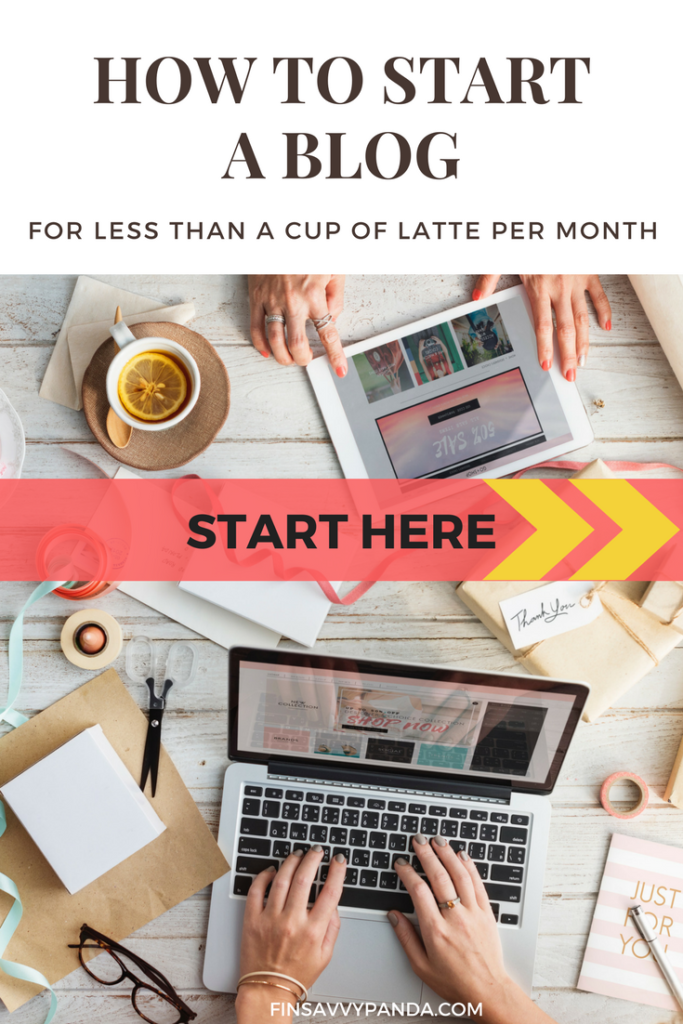 how to start a blog / passive income / make more money