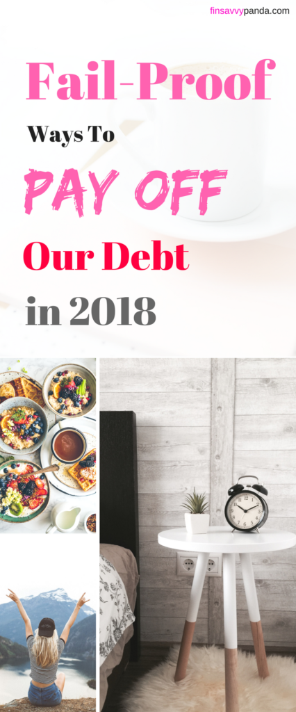debt pay off / how to pay off debt
