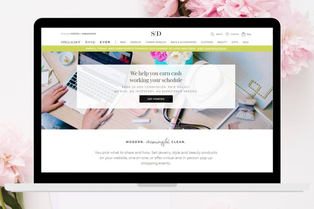 how to make money with affiliate marketing stella and dot program