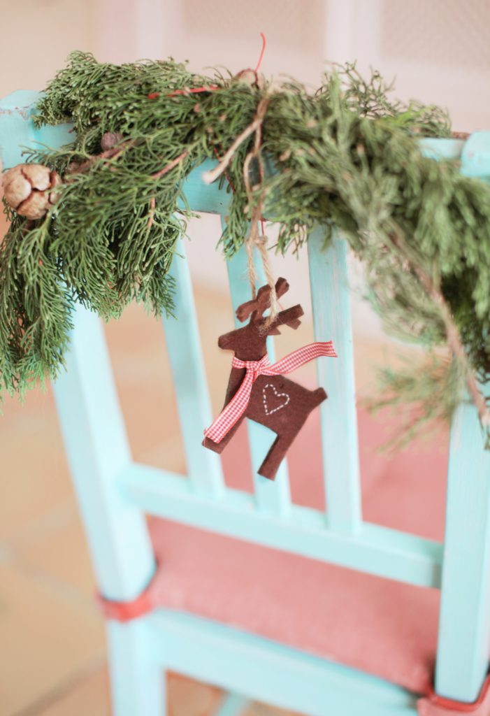 dollar store DIY Christmas decorations