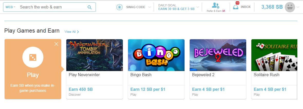 swagbucks review - watch videos swagbucks