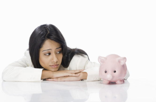 Financial mistakes - how to get ahead financially