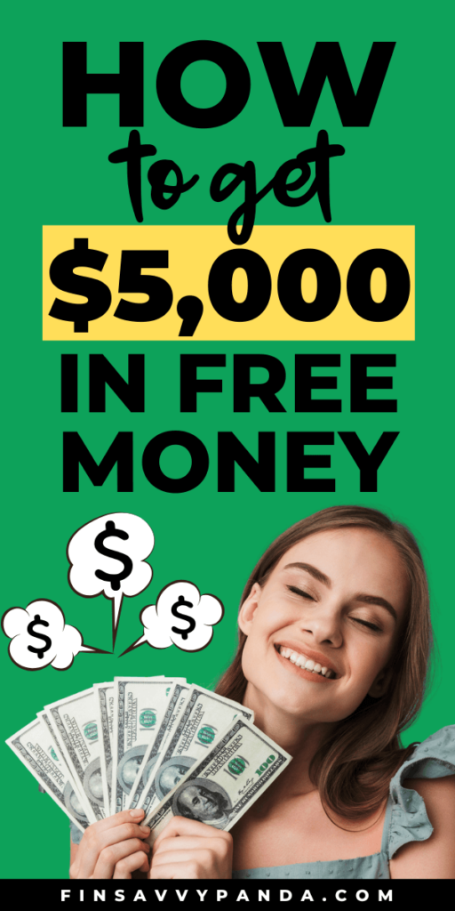 how to get free money