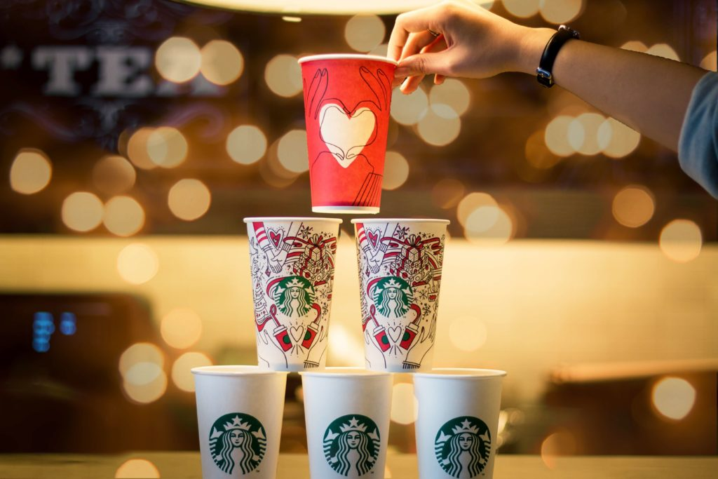 free starbucks - how to get free starbucks