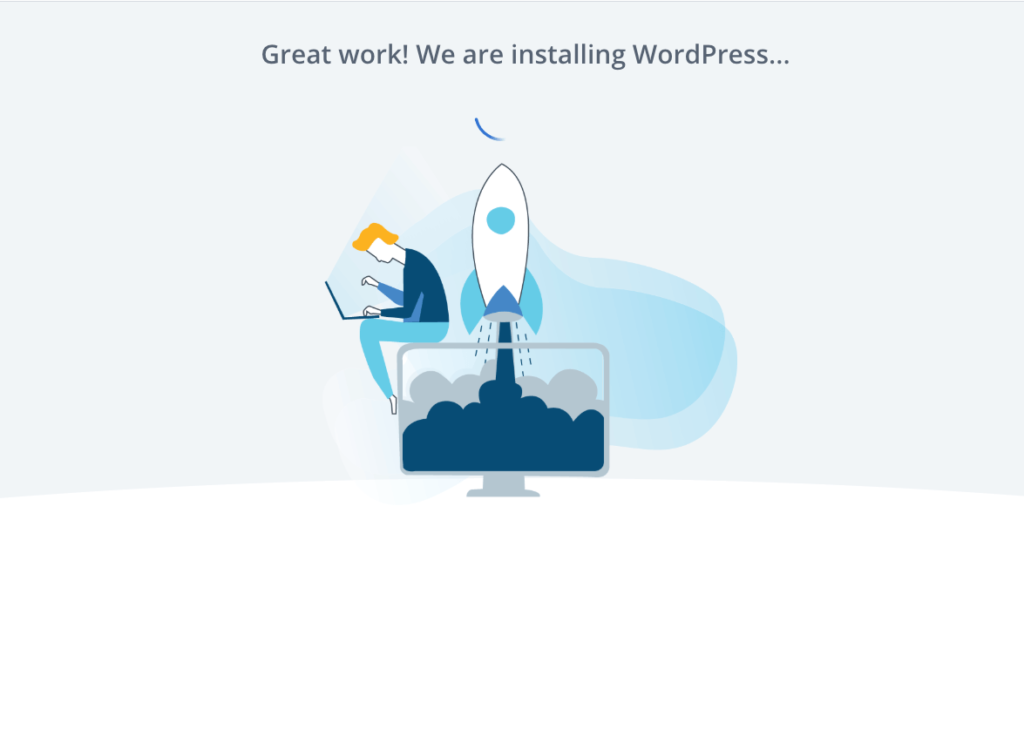 how to start a blog with WordPress on Bluehost