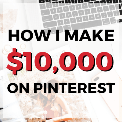 how to make money using Pinterest